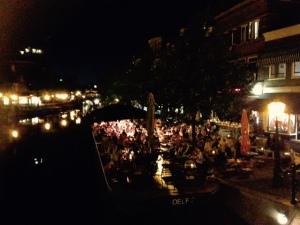Leiden El Cid night